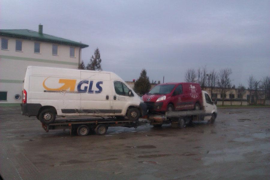 Krovinių pervežimas - Radviliškis