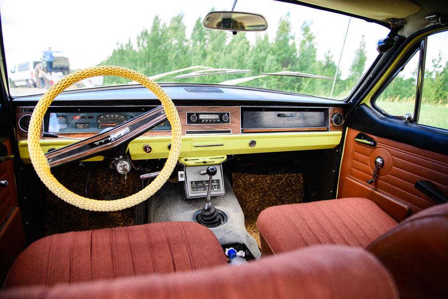 Volga - automobilių nuoma visoje Lietuvoje