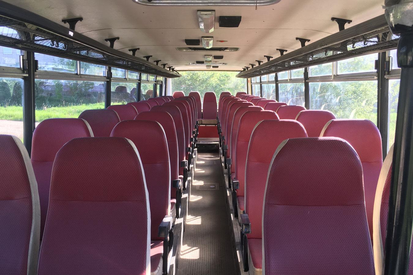 1986 m. Ikarus 256 - senovinis autobusas